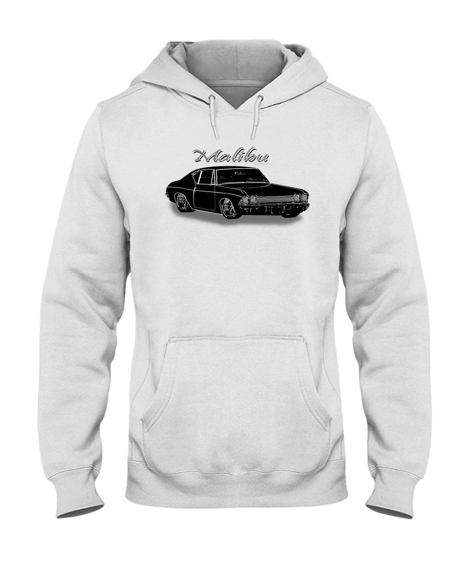 malibu Hooded Sweatshirt