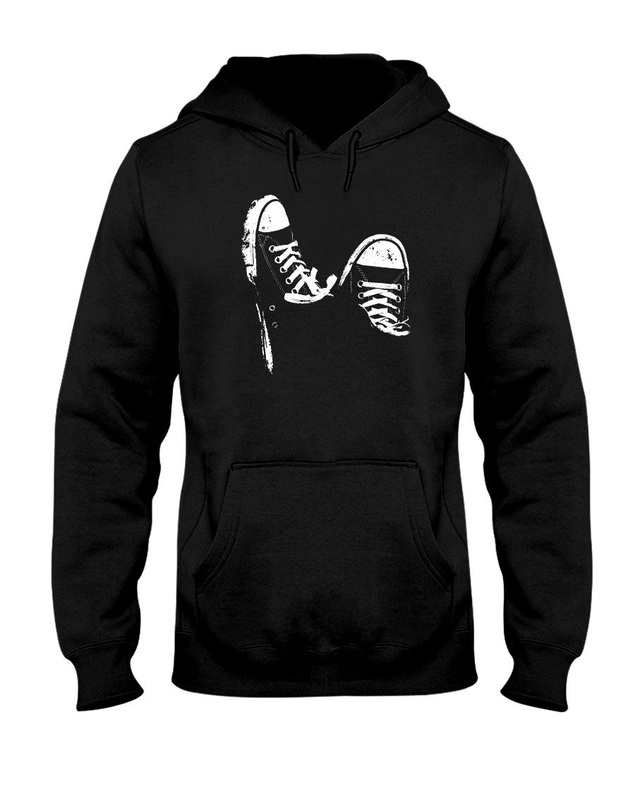 Sneakers Hooded Sweatshirt