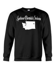 Spokane Riverside Cruisers WA Crewneck Sweatshirt front