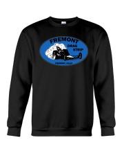 Fremont Drag Strip Patch Crewneck Sweatshirt front