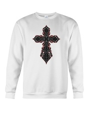 Sacred Cross Crewneck Sweatshirt thumbnail
