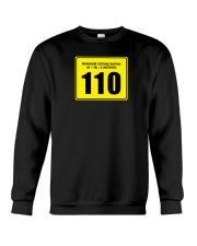 110 Octane Crewneck Sweatshirt front