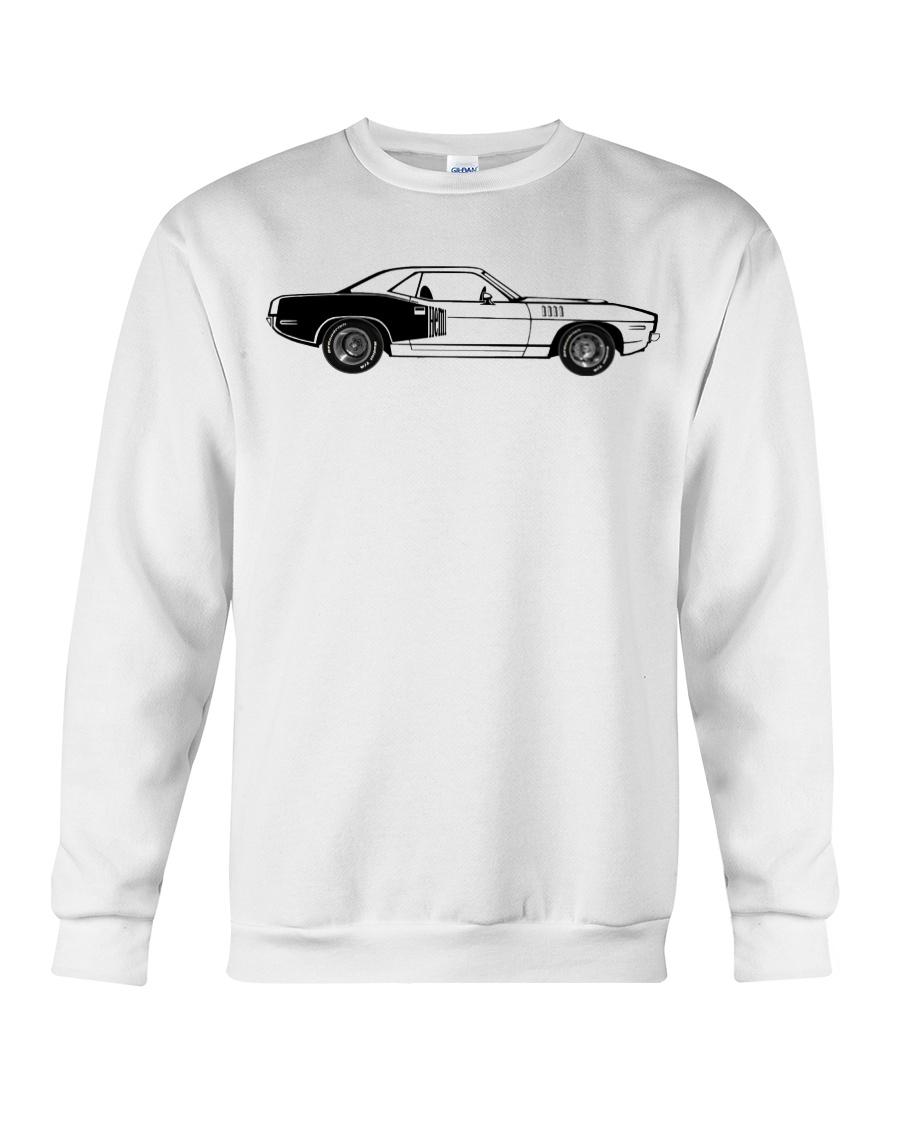 71Cuda Crewneck Sweatshirt