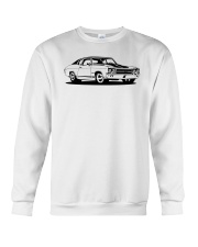 SS Crewneck Sweatshirt front