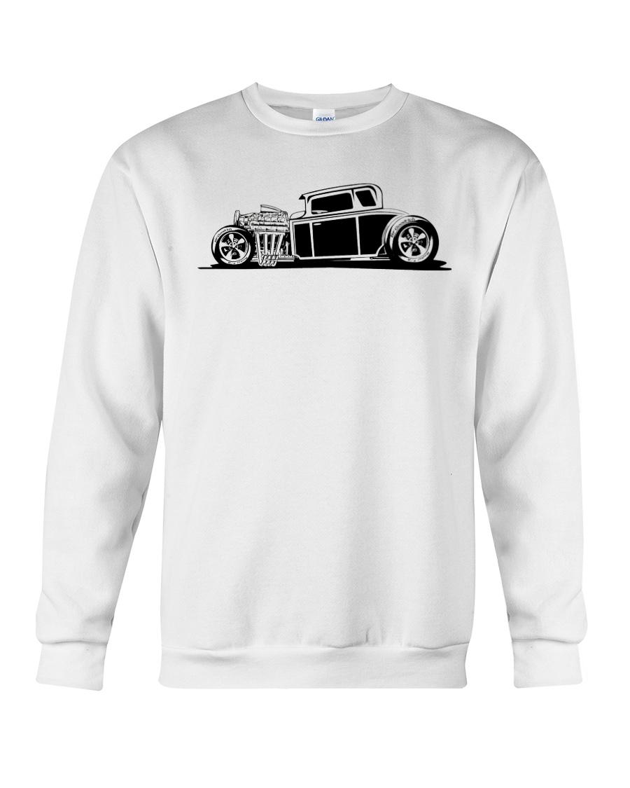 Coupe Car Crewneck Sweatshirt