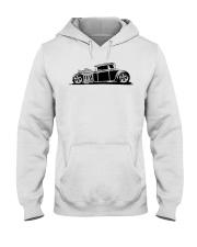 Coupe Car Hooded Sweatshirt thumbnail