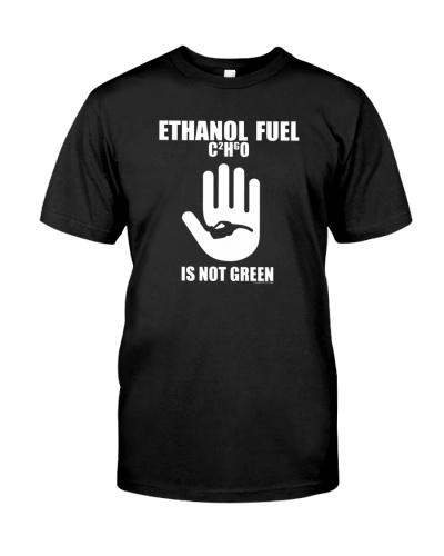 Ethanol Fuel - Not Green