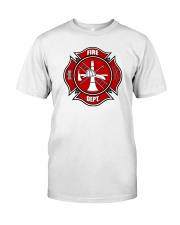 Fire Dept 1 Premium Fit Mens Tee thumbnail