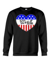 Love Doggy Style Crewneck Sweatshirt thumbnail