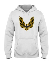 Phoenix Bird Hooded Sweatshirt thumbnail