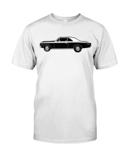 coupe Premium Fit Mens Tee front