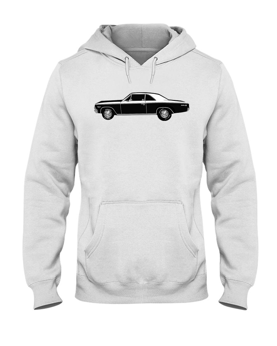 coupe Hooded Sweatshirt