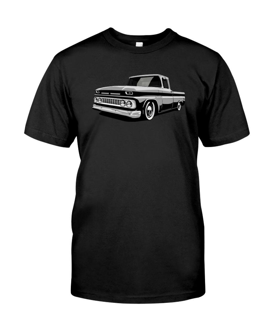 60's Truck Premium Fit Mens Tee