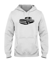 60's Truck Hooded Sweatshirt thumbnail