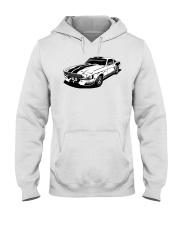 gt50kr Hooded Sweatshirt front
