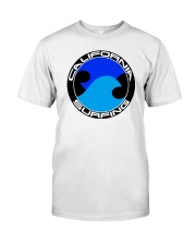 surfing Premium Fit Mens Tee thumbnail