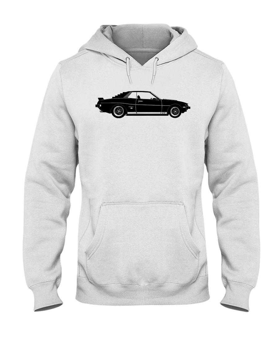 GT Hooded Sweatshirt