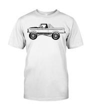 Monster Truck Premium Fit Mens Tee thumbnail
