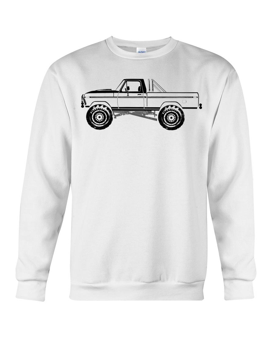Monster Truck Crewneck Sweatshirt