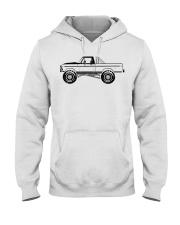 Monster Truck Hooded Sweatshirt thumbnail