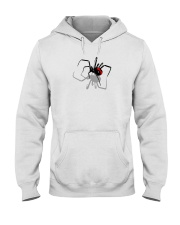 BW Spider Hooded Sweatshirt front