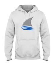 Shark Fin Hooded Sweatshirt thumbnail