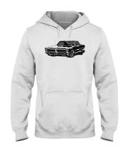 65 Goat Hooded Sweatshirt front