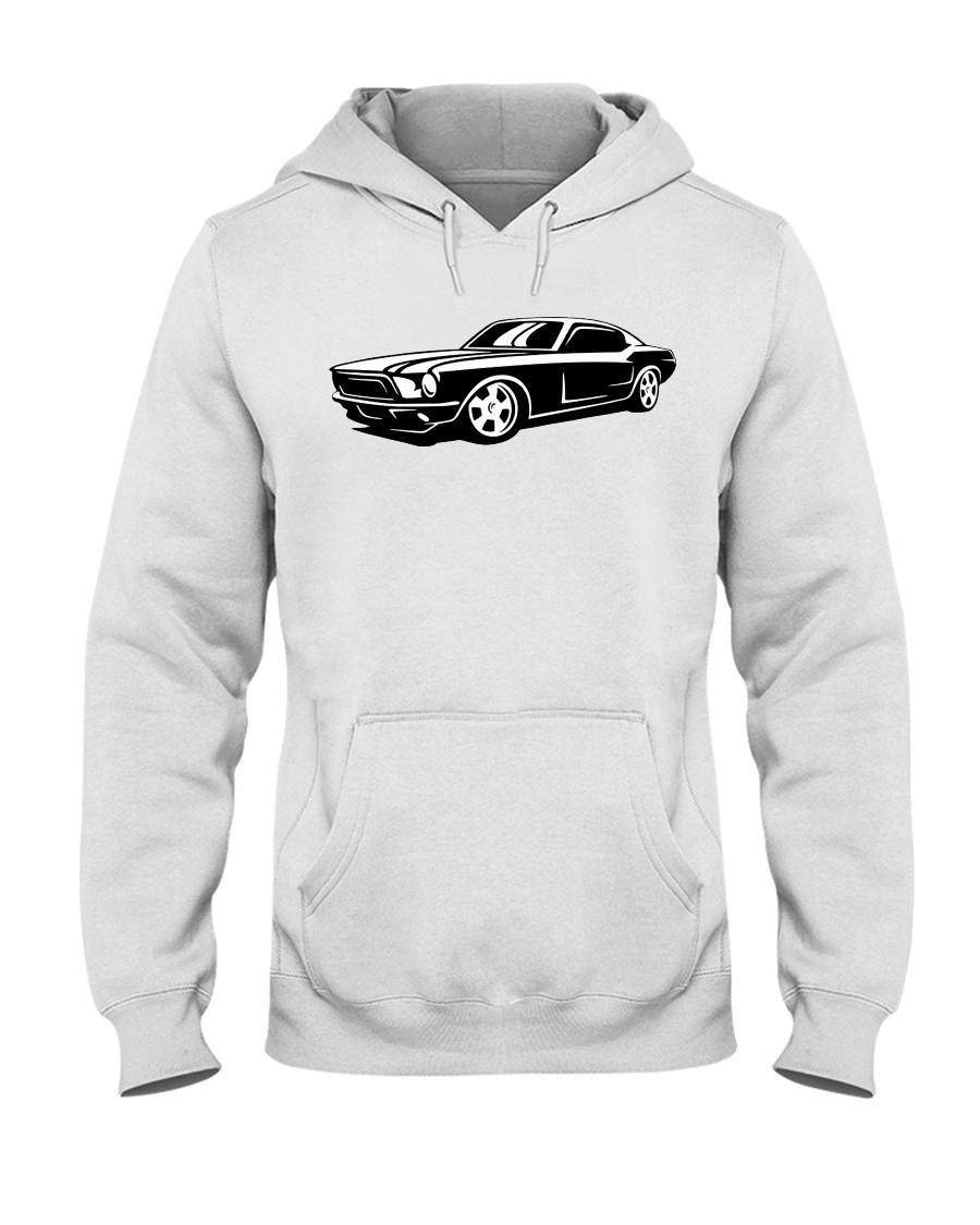 stang2 Hooded Sweatshirt