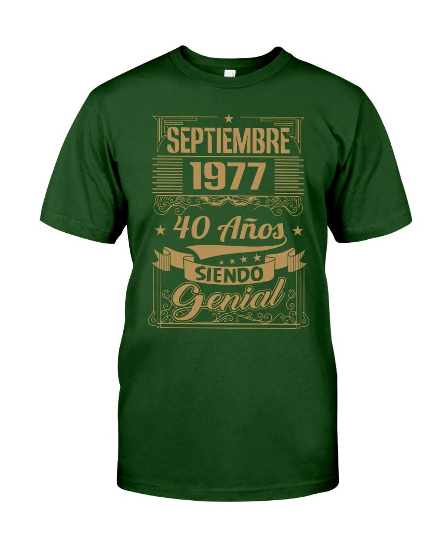 Septiembre 1977 Classic T-Shirt