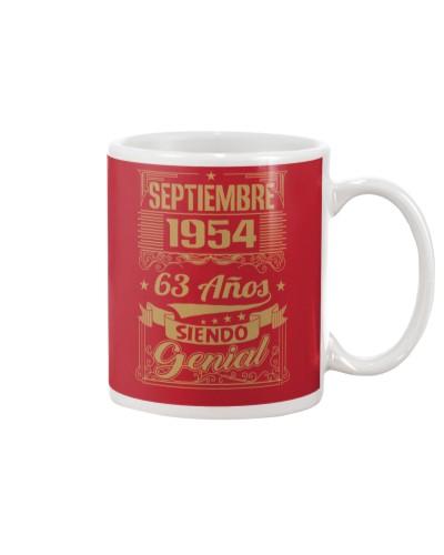 Septiembre 1954
