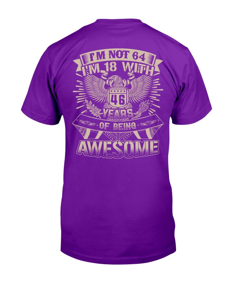 I'm not 64 Classic T-Shirt