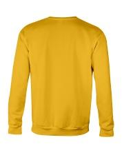 Eye Chart Crewneck Sweatshirt back