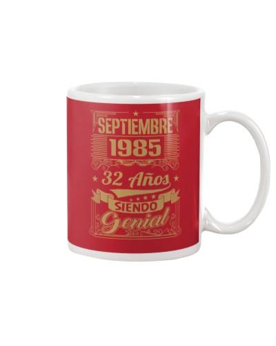 Septiembre 1985