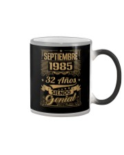 Septiembre 1985 Color Changing Mug thumbnail