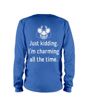 I'm not always a witch Long Sleeve Tee back