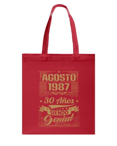 Agosto 1987