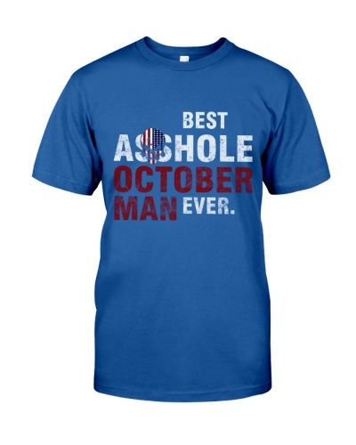 ASSHOLE OCTOBER MAN - LIMITED CONDITION