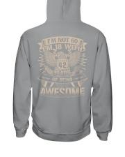 I'm not 60 Hooded Sweatshirt thumbnail