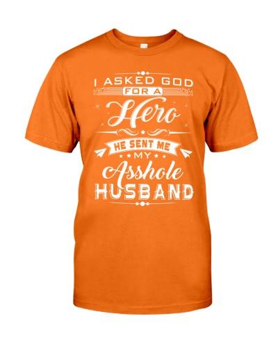 My Asshole Husband