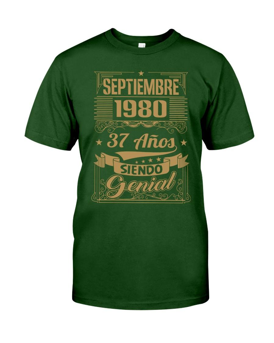 Septiembre 1980 Classic T-Shirt