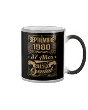 Septiembre 1980 Color Changing Mug thumbnail