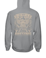 I'm not 57 Hooded Sweatshirt thumbnail