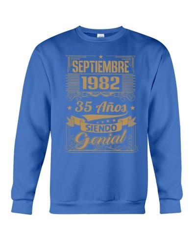 Septiembre 1982