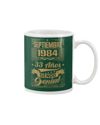 Septiembre 1984