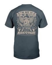 I'm not 59 Classic T-Shirt back