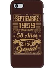 Septiembre 1959 Phone Case thumbnail