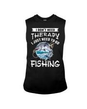 i just need to go fishing Sleeveless Tee thumbnail