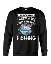 i just need to go fishing Crewneck Sweatshirt thumbnail