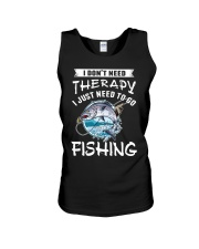 i just need to go fishing Unisex Tank thumbnail