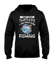 i just need to go fishing Hooded Sweatshirt thumbnail